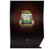 Mini Series: Christmas Elf Poster