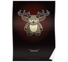 Mini Series: Rudolph Poster