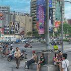 Taipei Street Life by Clayton Haynes