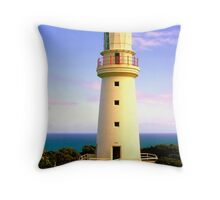 Cape Otway Lighthouse  Throw Pillow