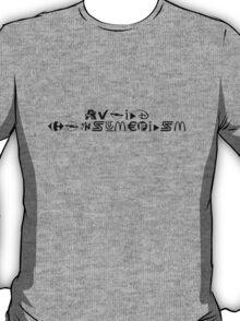 Avoid Consumerism T-Shirt