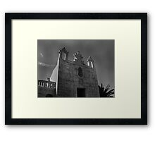 The Chapel at Girgenti Framed Print