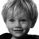 blonde boy by paul777