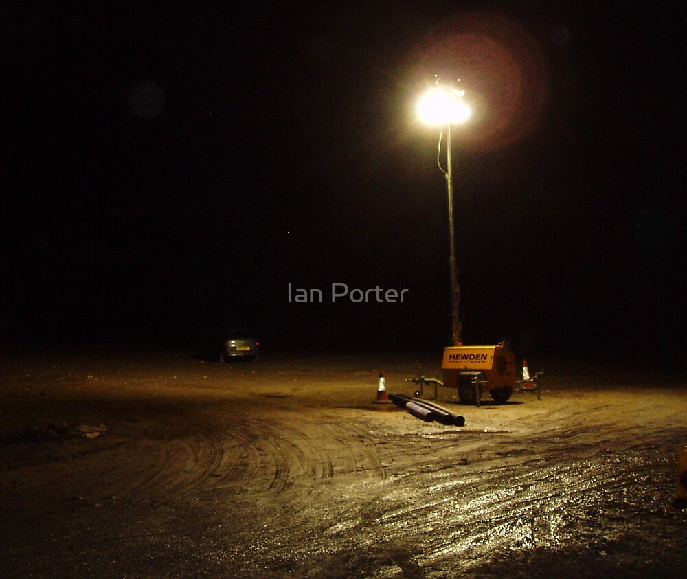 Alone Again by Ian Porter