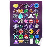 Super Smash Poster