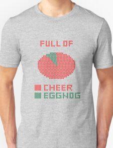 Pie Chart Ugly Sweater Design Unisex T-Shirt