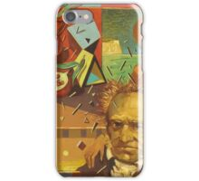 """Collective Farm Lyrics 9""  iPhone Case/Skin"