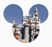 Disneyland Castle Mickey T-Shirt
