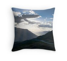 Queenstown Entry Throw Pillow