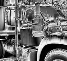 Mack Diesel Antique by Luuezz