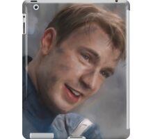 Smiling Captain iPad Case/Skin