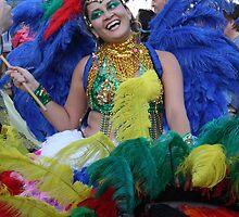 Truro carnival 2010  by Roxy J
