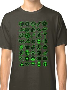 Dark Super Smash Classic T-Shirt