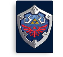 Hylian Shield Canvas Print