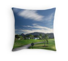 The Fairest Cape #1 Throw Pillow