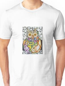 Owl Be Home for the Holidays Unisex T-Shirt