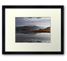 Bassenthwaite Dawn Framed Print