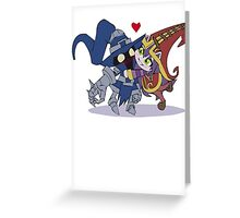 Lulu Veigar League of Legends champions Greeting Card