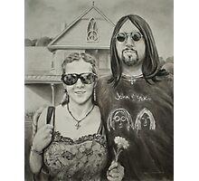 """The Ballad of John and Yoko"" Photographic Print"