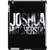 Joshua Hutcherson iPad Case/Skin