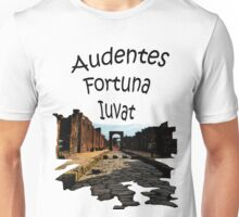 Pompeii - Fortune Favors The Bold Unisex T-Shirt