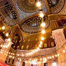 Lift Me Up - Cairo Landmark Mosque by Mark Tisdale