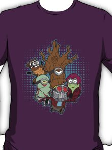 Minions of the Galaxy T-Shirt