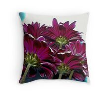 Many Throw Pillow