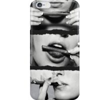 Girls loves blunt iPhone Case/Skin