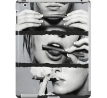 Girls loves blunt iPad Case/Skin