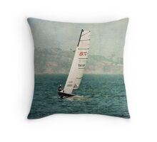 Remember Me As a Time of Day Throw Pillow