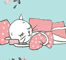 CHILL CAT CHAT by Jane Newland