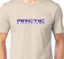 Helix - Arctic Biosystems - Blue Unisex T-Shirt