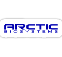 Helix - Arctic Biosystems - Blue Sticker