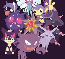 Pokemon by Roes Pha