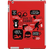 Hawaii Five-0 Quotes iPad Case/Skin