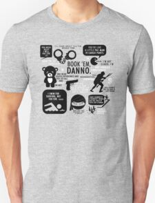 Hawaii Five-0 Quotes Unisex T-Shirt