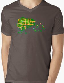 Hoenn map Mens V-Neck T-Shirt