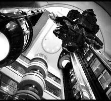 Elevator by Carl Banks