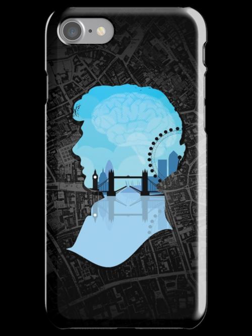 Sherlock's London by Avia Asner
