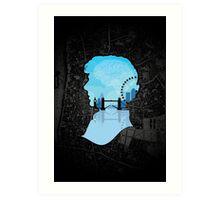 Sherlock's London Art Print