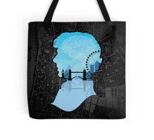 Sherlock's London Tote Bag