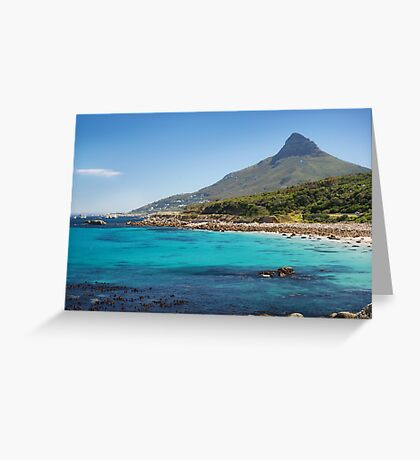 The Fairest Cape #2 Greeting Card