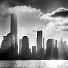 Manhattan Mist by Justin Foulkes