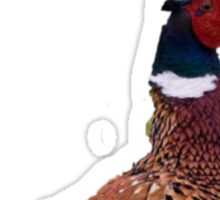 Game Bird Sticker