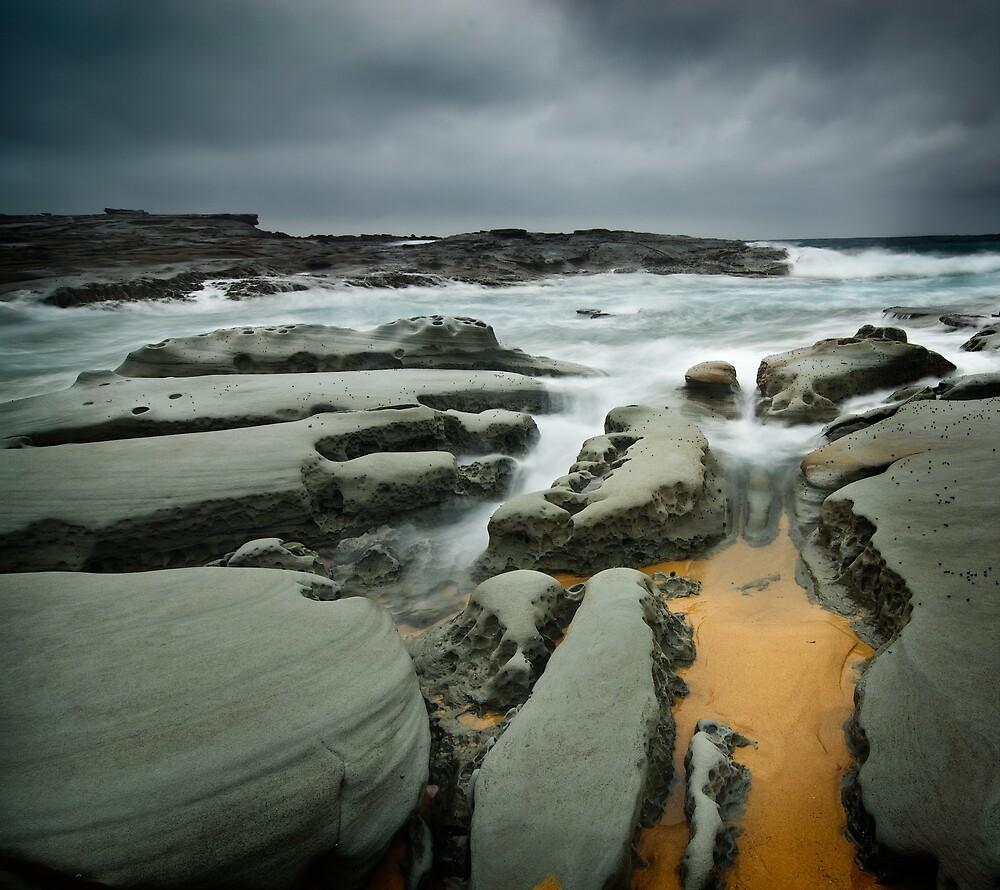 Martian Rocks by Brent Pearson