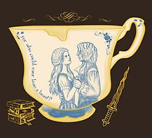 Chipped Cup by Alyssa Fifer
