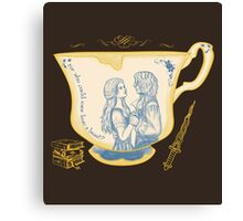 Chipped Cup Canvas Print