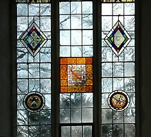 Stained glass window by bishopsmead