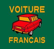 VOITURE FRANCAIS Unisex T-Shirt